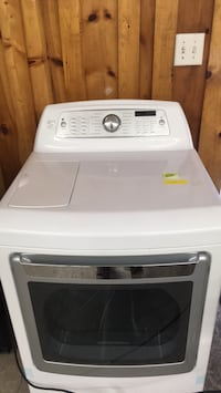 white front-load clothes dryer Sumter, 29153