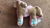 """Circo Decoration Horse pillow 13"""" in length  Great Falls, 59405"""