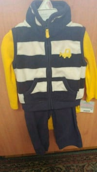 Baby boy clothes 12M brand new Mississauga, L5M 4E8