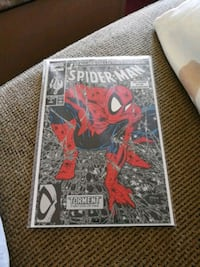 Spider-Man comic book Hamilton, L8G 1A3