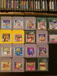 Nintendo Gameboy games for sale individually  Vaughan, L4L