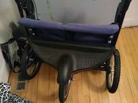 Double jogger stroller  Albany, 12206