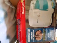 Humidifier used & clean..works well /Humidificateur usager & propre.   Montréal, H4G 2E9