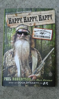 Duck dynasty hardcover book  Barrie, L4N 3J2