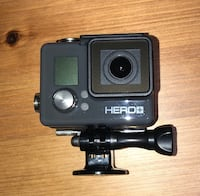 GoPro Hero+ LCD (With Accessories) Harwood Heights