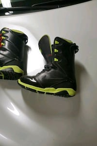 Nike snowboard boots (limited edition)
