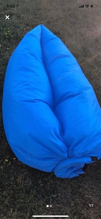 Portable Inflatable Balloon Lounger