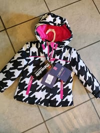 toddler new/tags on cherokee brand winter jacket  Worth, 60482