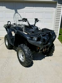 2009 Yamaha grizzly 550,ONLY 2000kms!! Sarnia, N7S 6K2