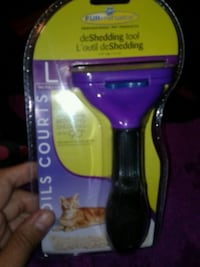 Deshedding tool for short haired cats Edmonton, T5P 1W2