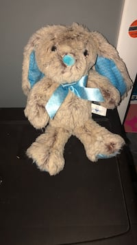 brown and blue dog plush toy Hamden, 06517