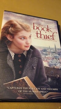 DVDs The Book Thief Germantown, 20874