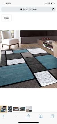 *Brand New* Rugshop 10x14 contemporary modern area rug Columbus, 43016