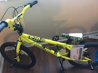 "Yellow and black Kent chaos bike brand new 20"" Washington, 20020"