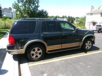 2004 Ford Explorer Eddie Bauer Limited Edition Aurora