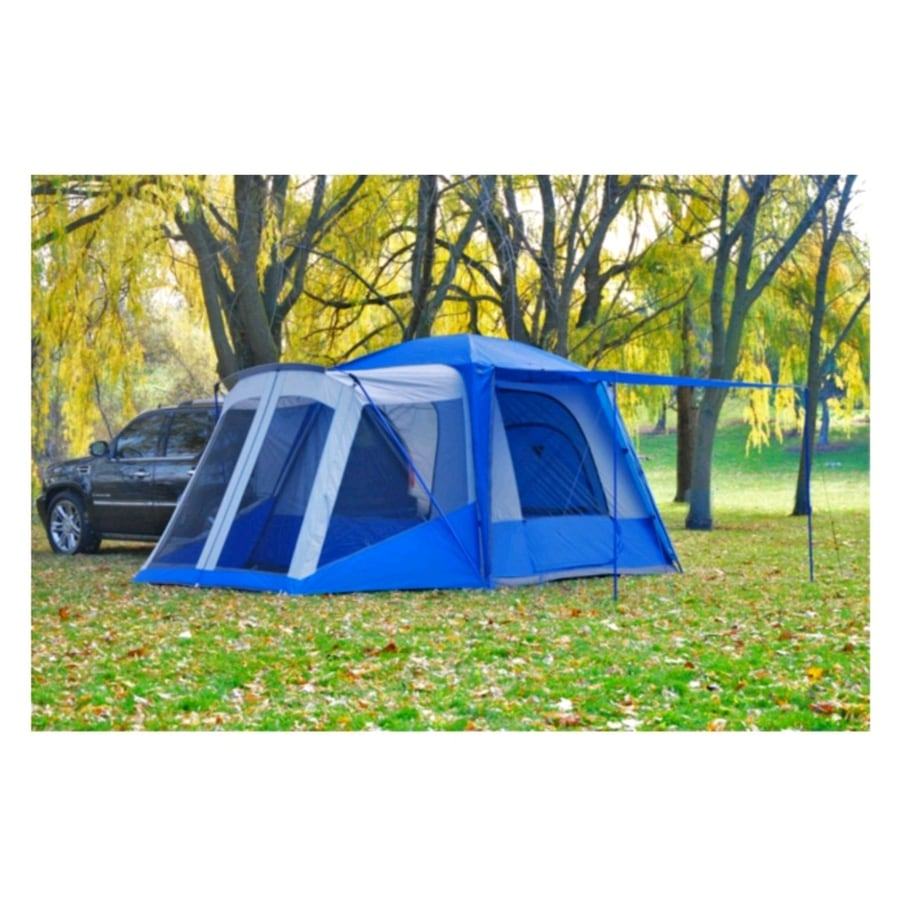 6-8 Person Tent (can be extended with SUV)