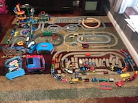 Thomas & friends and other trains Severn, 21144