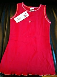 BNWT Tommy Hilfiger Red Dress 12-18m Toronto, M1B 2H9