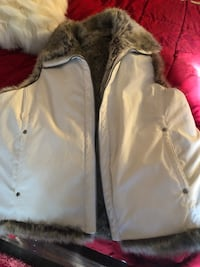Calvin Klein puffer Jacket and Faux Fur reversible jacket Greeley, 80634