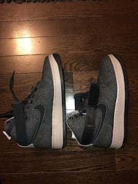 Nike Air force 1 high tops - size 9 Toronto, M8Z 1J8