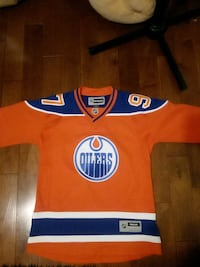 Oilers jersey (Connor McDavid)