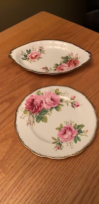Fine china, Royal Albert