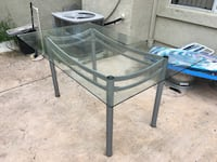 Glass Dining Room Table San Diego, 92128