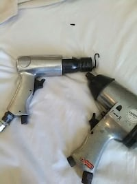 black and gray impact wrench Rogers