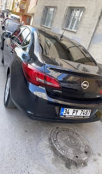 2016 Opel Astra ST EXCELLENCE 1.6 DIZEL 136 HP