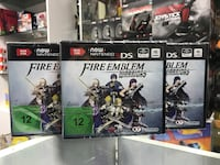 3ds Fire Emblem warriors Ataşehir, 34750