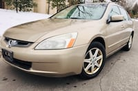 """$3900 Firm + 2003 Honda Accord Heated Seats + Leather """" Bose System Hyattsville"""
