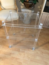 Lucite drinks trolley Lake Worth, 33467