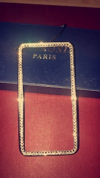 Coque iPhone 4 Swarovski