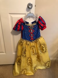 Snow White costume size 5/6 Houston, 77040