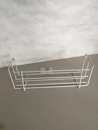 Small metal shelf for inside kitchen cabinets London, N6B