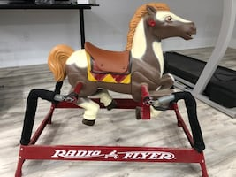Rocking horse ( old school )