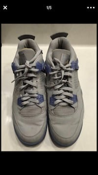 Air Jordan 4 - Size 10.5 Homestead, 33032