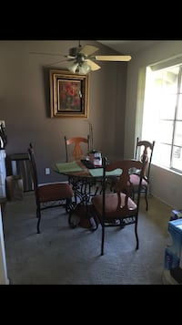 Dining table with chairs  Thousand Oaks, 91320