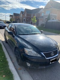 2009 Lexus IS Whitchurch-Stouffville