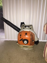Stihl BR 600 back pack blower Seattle, 98108