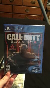 Black ops 3 for ps4 bran new still in wrap I paid  50 of of eBay  Vine Grove, 40175