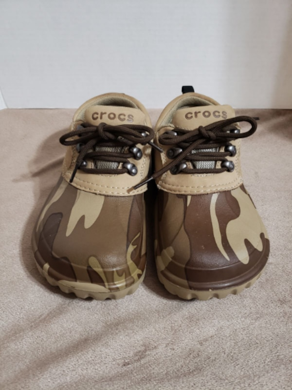 d41483aae Used CROCS Islander UNISEX All Terrain Shoes for sale in Fort Worth ...