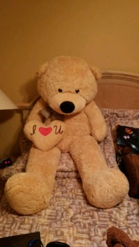 5ft life size teddy bear Toms River