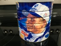 NASCAR COLLECTIBLE CAN