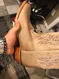 Nacona size 9D men's boots. New in box.  Taking offers San Juan, 78589