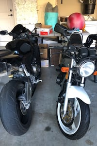 Selling Both. 2006 cbr600rr and 1989 gs550 Surrey, V3S 6P8