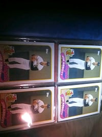 four assorted baseball player trading cards Yucaipa, 92399