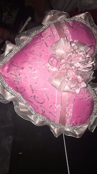 quincenera ring pillow West Valley City, 84120