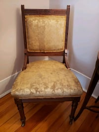 Eastlake Victorian Chairs