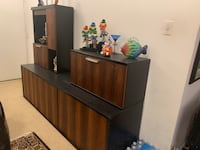 Mid-century modern wall unit Friendship Heights, 20815